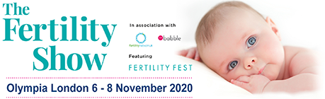 The Fertility Show - London Olympia - 5-6 November 2016