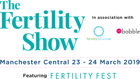 The Fertility Show - Manchester Central Olympia - 25-26 March 2017