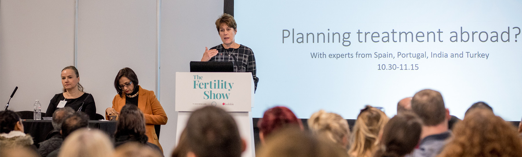 The Fertility Show Seminar Programme 2018