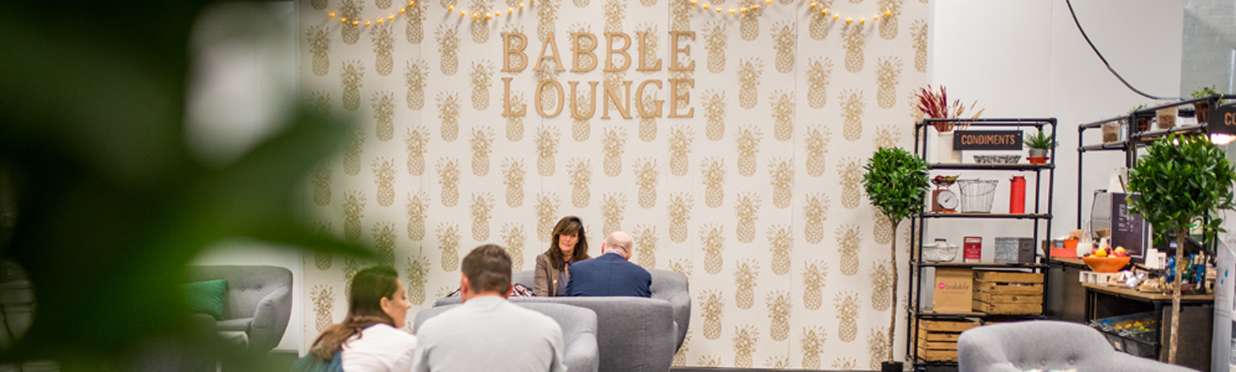 The IVF babble Lounge