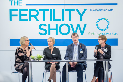 Let's Talk Fertility Stage